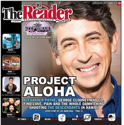 Project Aloha - The Reader