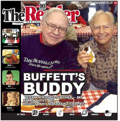 Buffetts Buddy - The Reader