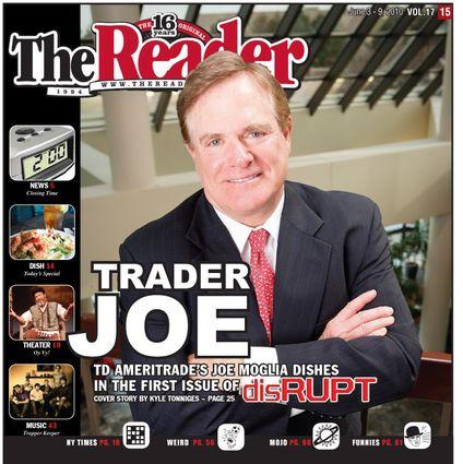Trader Joe - The Reader